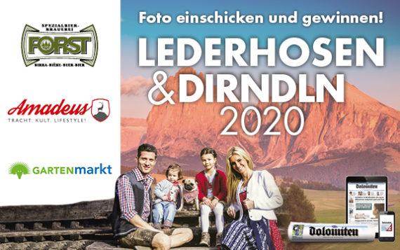 Lederhosen & Dirndl 2020
